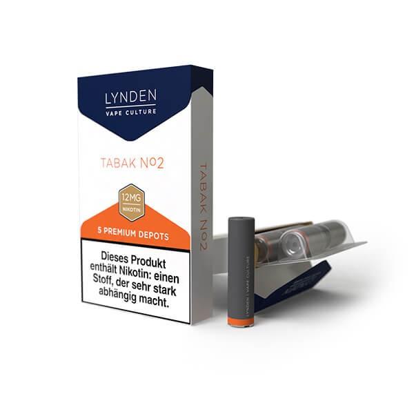 Lynden Premium Depots Tabak No 2