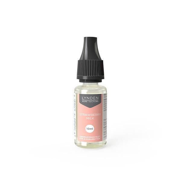 Strawberry Milk Aroma von Lynden 10ml