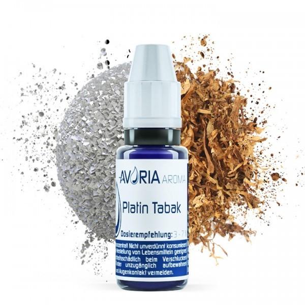 Avoria Platin Tabak Aroma 12ml