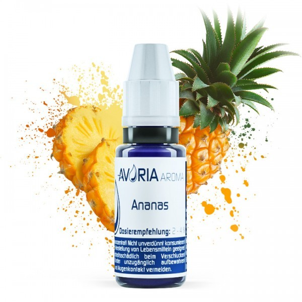 Avoria Ananas Aroma 12ml