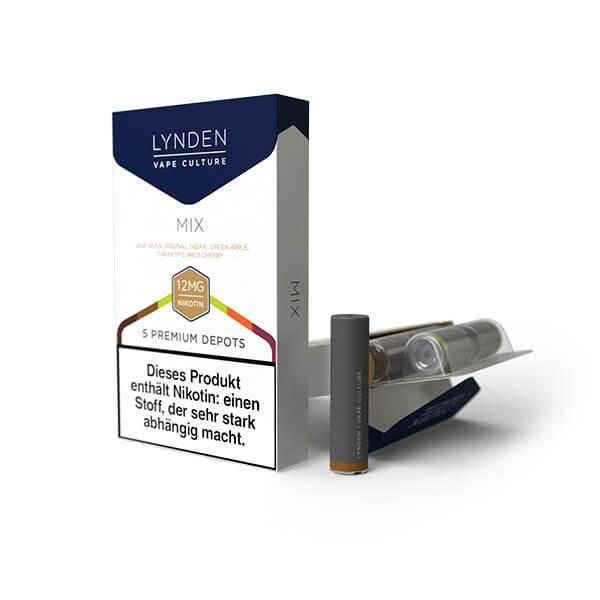 Lynden Premium Depots Mix
