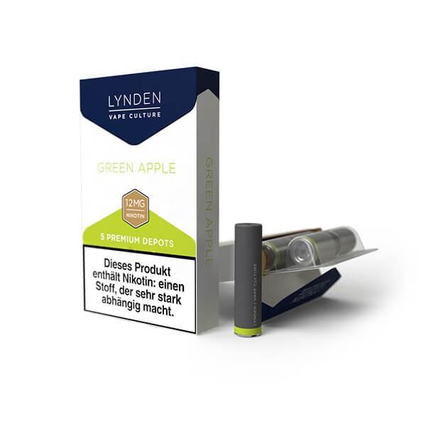 Lynden Premium Depots Green Apple