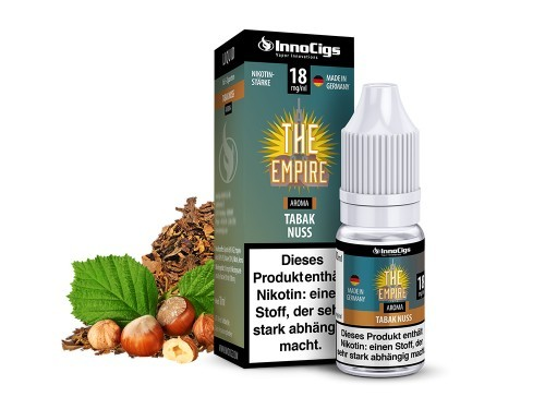 The Empire E-Liquid 10ml InnoCigs