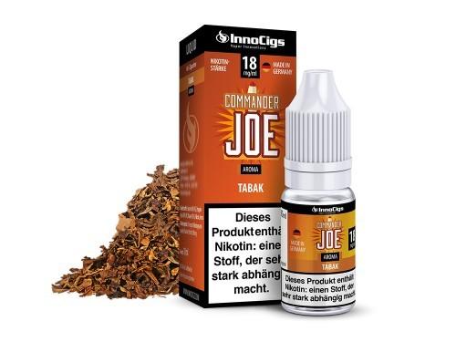 Commander Joe Liquid 10ml InnoCigs