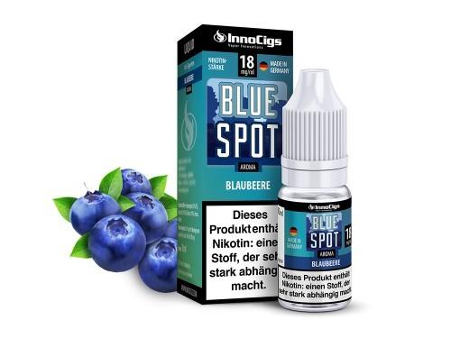 Blue Spot E-Liquid 10ml InnoCigs