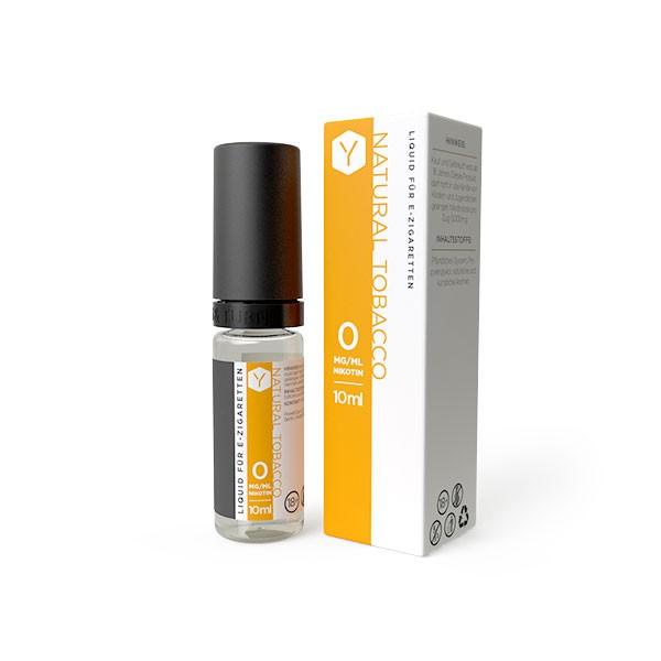 Natural Tobacco E-Liquid von Lynden