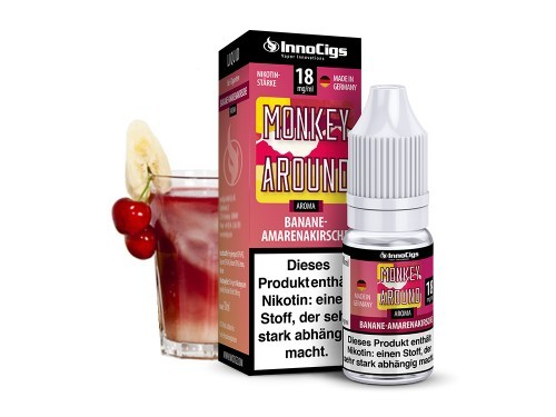 Monkey Around E-Liquid 10ml InnoCigs