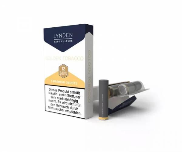Lynden Premium Depots Golden Tobacco