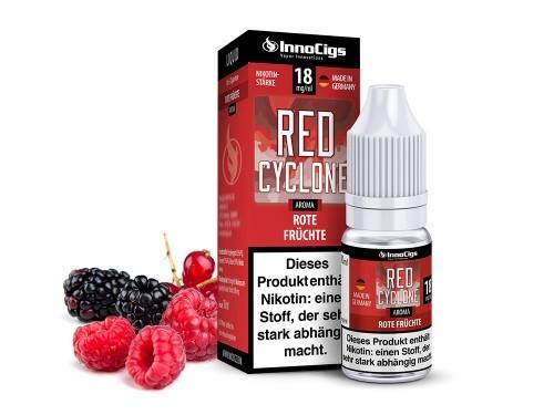 Red Cyclone E-Liquid 10ml InnoCigs
