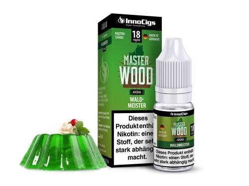 Master Wood E-Liquid 10ml InnoCigs
